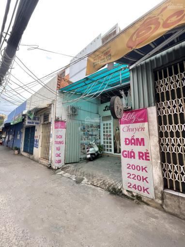 Nhà mặt tiền hẻm, lô nhì Huỳnh Tấn Phát, Quận 7 ảnh 0