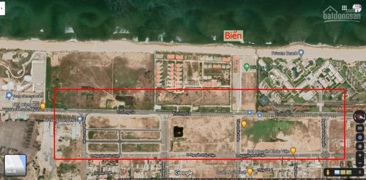 Chuyển hướng đầu tư cần bán lô đất khu Saphia, mặt tiền Trường Sa. Thích hợp xây khách sạn, đầu tư ảnh 0
