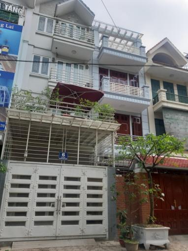 Nhà ngõ 20 phố Nghĩa Đô, đường Hoàng Quốc Việt. DT 75m2 x 4 tầng mới xây, mặt tiền 5m đường rộng 9m ảnh 0