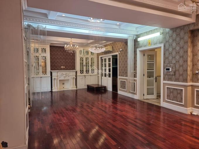 Bán Villa 2 mặt phố The Manor KĐT Mỹ Đình Sông Đà, kinh doanh, 212m2 x 4T giá 54 tỷ ảnh 0