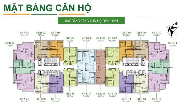 Bán căn 2pn CH E-18 giá 1 tỷ 9, nhận nhà ở ngay, chung cư Eco Dream Nguyễn Xiển, lh 0983119891 ảnh 0