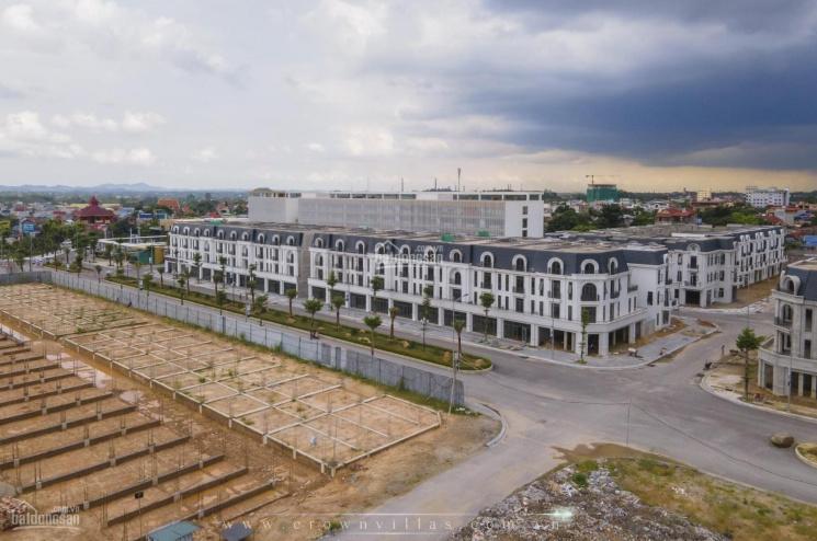 KĐT đẹp nhất Thái Nguyên - Crown Villas ảnh 0
