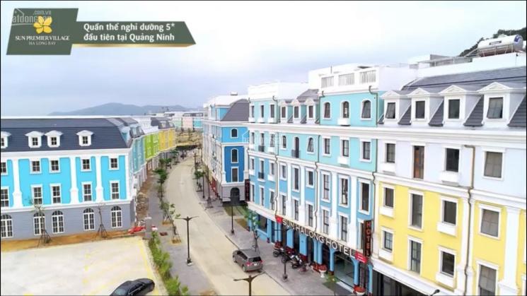 Độc quyền căn shophouse đẹp giá gốc không chênh CĐT Sungroup, sổ đỏ, 16 phòng khách sạn, 1 nhà hàng ảnh 0