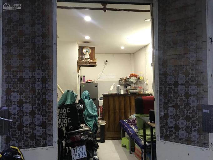Bán nhà nhỏ, hẻm sạch đẹp - P8 Tân Bình ảnh 0