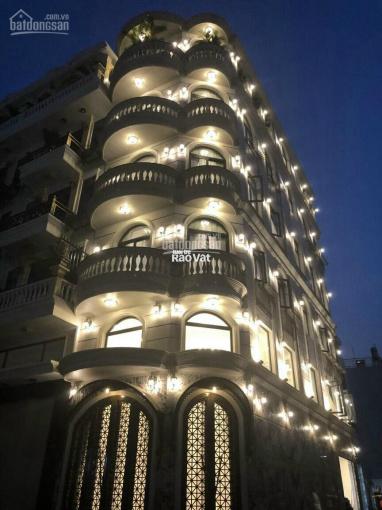 Bán nhà đường Lạc Long Quân quận Tân Bình 6 x 20m, 4 tầng nhà đẹp ảnh 0