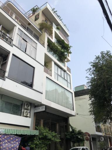 Tòa nhà 7 tầng Thành Thái, P. 14, Quận 10. DT: 6.1 x 40m công nhận 260m2, HĐ: 120tr/tháng ảnh 0