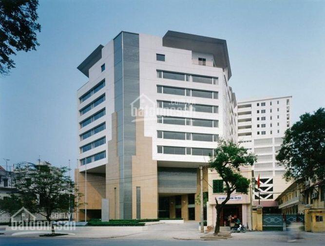 Bán toà nhà building văn phòng Trần Hưng Đạo Hoàn Kiếm - 390m2 - 290 tỷ - Lô góc siêu VIP 2 mặt phố ảnh 0