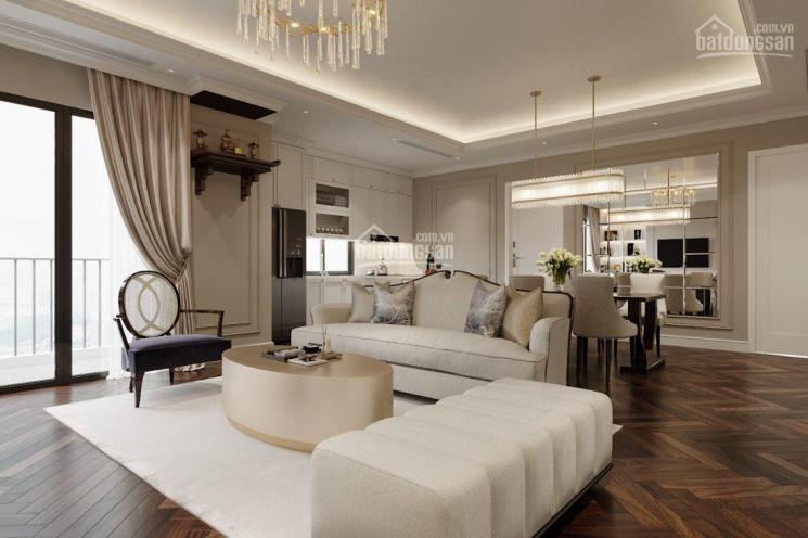 Chính chủ cần bán căn góc đập thông 4PN 185m2 siêu mới tầng trung, view thoáng, đẹp nhất Time City ảnh 0