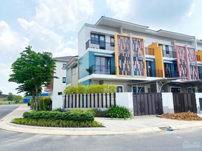 Nhà phố liền kế Sun Casa Central MT Dân Chủ, bất động sản liền kề KCN VSIP II mở bán giá CĐT ảnh 0