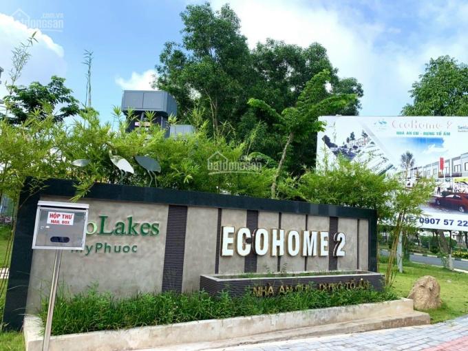 Bán gấp căn nhà phố Ecohome 2 mùa dịch, giá tốt chưa từng có chỉ thanh toán trước với 800 triệu ảnh 0