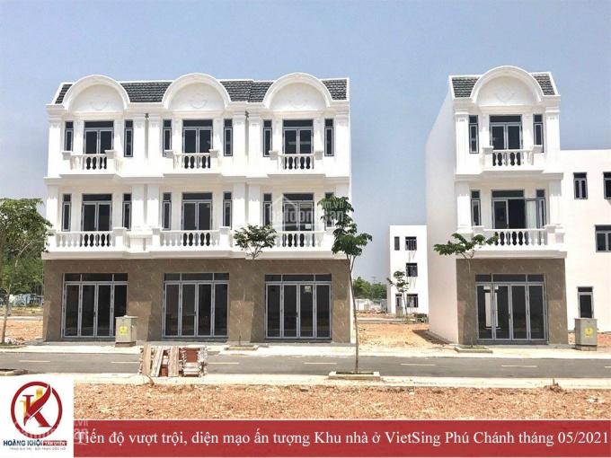 Nhà 1 trệt 2 lầu khu nhà ở VietSing Phú Chánh - Thị xã Tân Uyên - Bình Dương ảnh 0