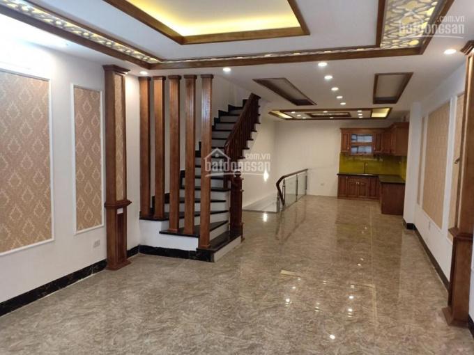 Bán nhà phân lô Hồ Đình, 156 Lạc Trung 45m2x4T, vuông vắn ô tô vào nhà, có vỉa hè, giá 5.2 tỷ ảnh 0