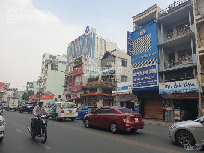 Cần bán nhà mặt tiền Phan Đình Phùng, Phú Nhuận, DT 7.2x21m, 3 lầu, giá chỉ 61.8 tỷ ảnh 0