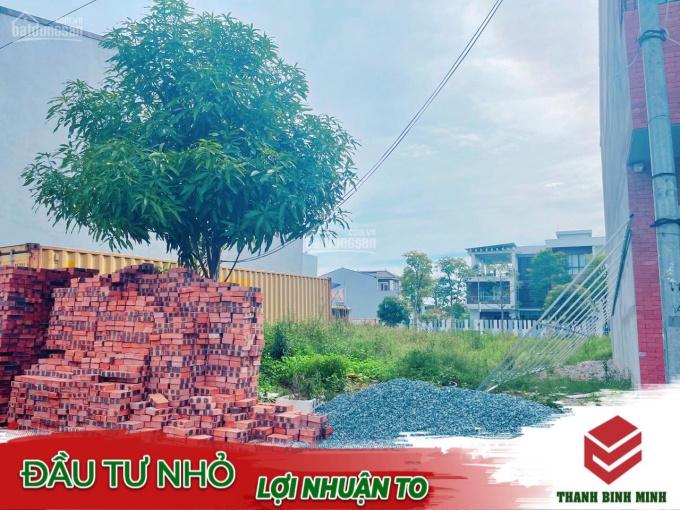 Bán lô đất đẹp thuộc dự án Nam Lê Lợi trục đường kinh doanh 18m ảnh 0