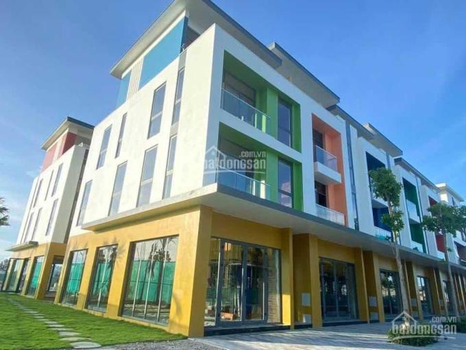 Bán nhà phố Meyhomes Phú Quốc - sổ đỏ sở hữu lâu dài - căn góc 3 mặt tiền 95m2 - giá gốc 8,3 tỷ ảnh 0