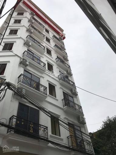 Bán nhà 7 tầng thang máy 17 phòng cho thuê phố Chùa Láng, Đống Đa ảnh 0