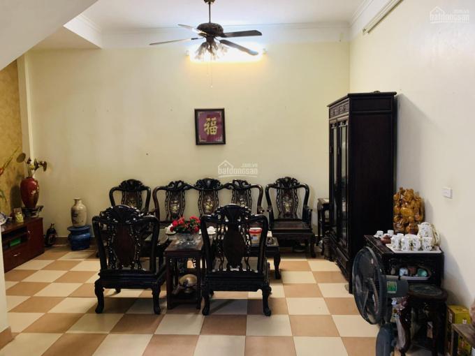 (Chính chủ - ảnh thật) Bán nhà ngõ 88 Võ Thị Sáu, Hồ Quỳnh 55m2x5T ô tô vào nhà, KD giá 8.25 tỷ ảnh 0