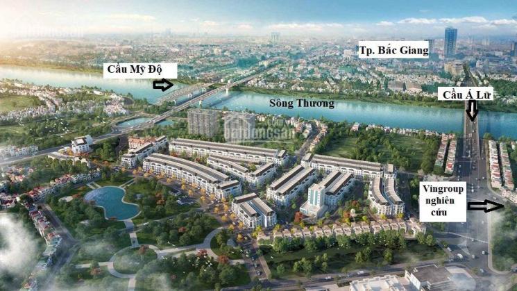 Hàng ngoại giao đất nền Bắc Giang, gần trung tâm TP, đường lớn kdoanh, dễ thanh khoản 0358005741 ảnh 0