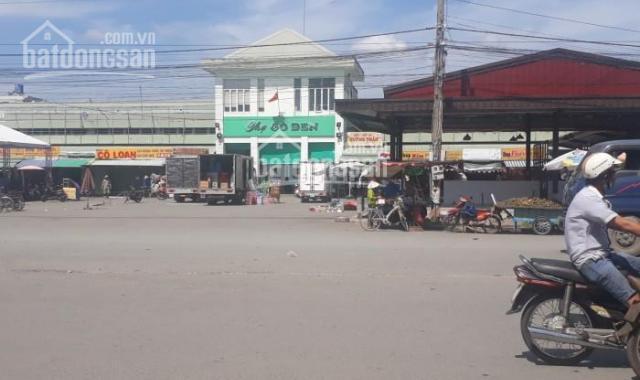 Đất chợ Gò Đen Phước Lợi Bến Lức mặt tiền đường nhựa ảnh 0