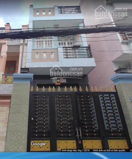 Bán nhà hẻm 205 Tân Hòa Đông Phường 14 - Quận 6, DT 4x15, SHR, 1 trệt 2 lầu BTCT. LH 0942.407.402 ảnh 0