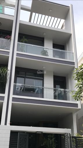 """Nhà """"mới"""" KĐT An Phú An Khánh, hầm, 5*20m, 3 lầu, 5PN, 32 triệu/th mùa dịch 24 tr/th, LH 0933745397 ảnh 0"""