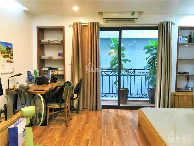 Bán tòa nhà 6 tầng thang máy phố Xuân Diệu giá 10 tỷ/48.5m2 kinh doanh tốt. LH 0989734734 ảnh 0