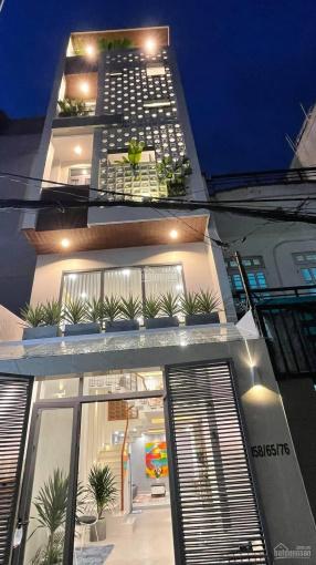 Bán nhà mới xây năm 2021 tại đường Phạm Văn Chiêu, P9, Gò Vấp ảnh 0
