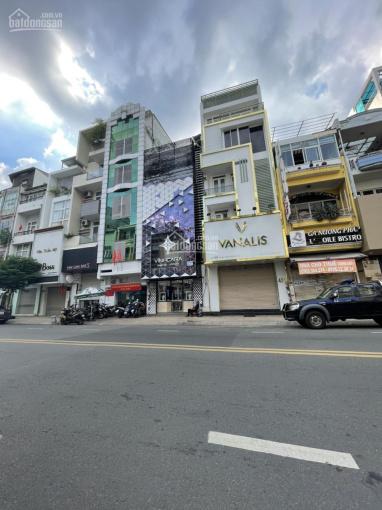 Bán nhà mặt tiền đường Nguyễn Trãi 2 chiều, Quận 5. DT: 83m2, giá 28.8 tỷ rẻ nhất khu vực ảnh 0