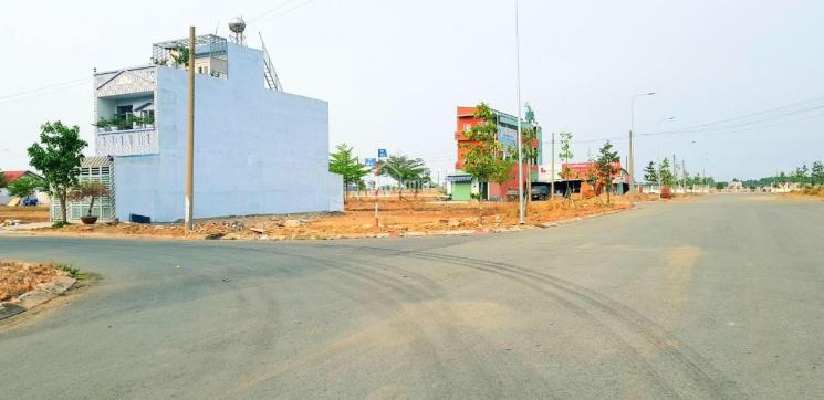 Cần bán gấp đất trong KĐT Hương Sen Garden, KDC Tân Đô chính chủ, giá chỉ 900 tr. Miễn trung gian ảnh 0
