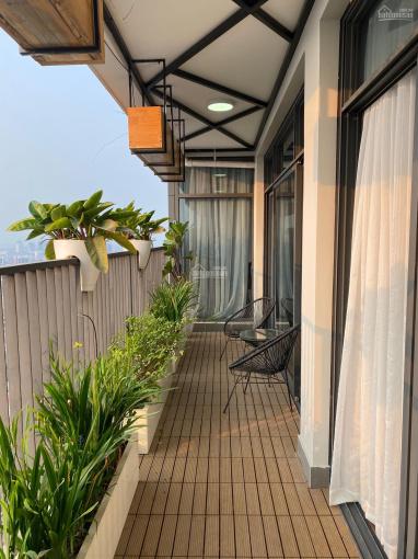 Bán căn góc 4 phòng ngủ 3 ban công view Hồ Tây, 2 căn penthouse 2 tầng tràn kính giá bán 34tr/m2 ảnh 0