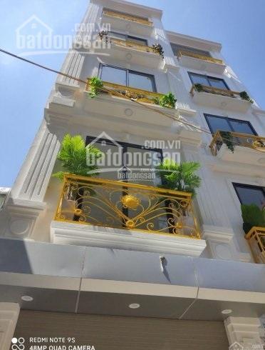 Nhà mới xây đẹp khu Cầu Bươu Thanh Oai chỉ với 2,33tỷ nhà 5tầng 33m2 ô tô đỗ ngay cửa 0971790996 ảnh 0