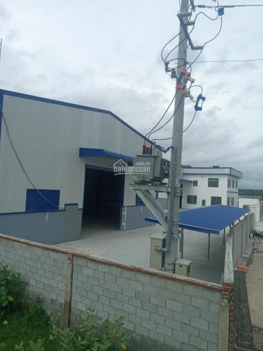 Bán xưởng xã Vĩnh Tân, TX Tân Uyên, Bình Dương (kế Vsip 2) ảnh 0