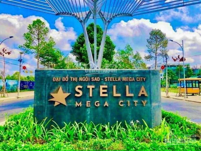 Đại đô thị Stella Mega City Cần Thơ, sổ đỏ từng nền, giá bán cực hót chỉ 2,6 tỷ nền LH 0902872670 ảnh 0