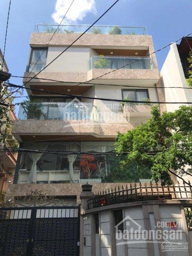 Bán nhà gần mặt tiền Cách Mạng Tháng 8, P7, Tân Bình DT: 8x25m vuông vức 3 lầu ảnh 0