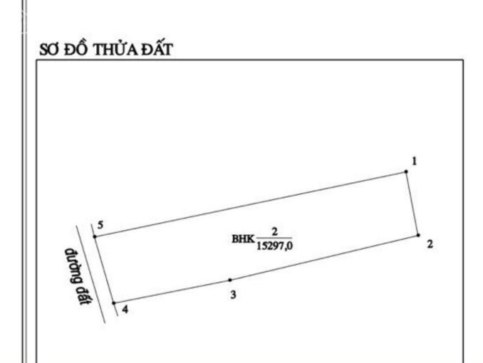Bán lô đất Hòa Thắng 15297m2 giá bán 115 nghìn/m2, cách đường liên huyện 300m, LH 0937251240 ảnh 0