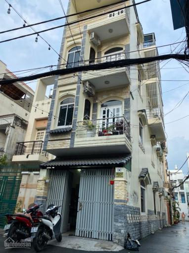 Bán nhà đẹp góc 2MT hẻm 353 Tân Sơn Nhì, 4mx16m, đúc 3.5 tấm, giá 8.5 tỷ, Phường Tân Sơn Nhì ảnh 0