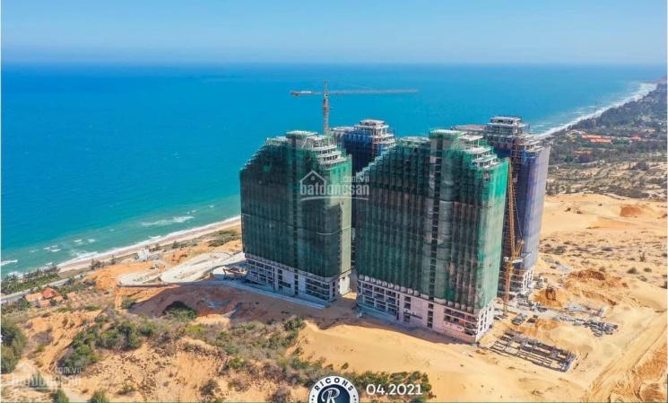 Căn hộ khách sạn 5 sao Mũi Né, trực diện mặt biển giá từ 1,3 tỷ/căn bàn giao full nội thất cao cấp ảnh 0