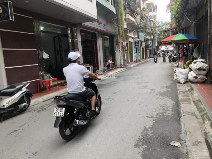 Gia đình mua nhà to bán nhà bé trong ngõ số 28 Phạm Hữu Điều, Trần Nguyên Hãn, Lê Chân, Hải Phòng ảnh 0