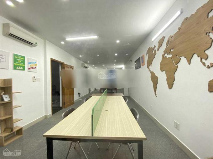 Văn phòng 200m2 gồm 4 phòng làm việc nằm trong tòa nhà hiện đại tiện nghi. LH: 0968370648 ảnh 0