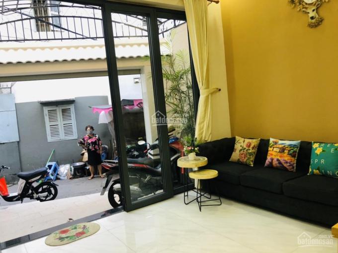Cho thuê nhà đẹp 5 tầng hẻm Vip 80/95 Trần Quang Diệu, P14, Q3 ảnh 0