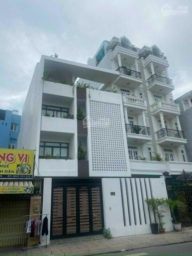 Chính chủ bán MT Hoàng Hoa Thám, P12, Tân Bình, nhà mới 100%, DT 6x19m nở hậu 4 tầng. Giá 16,8 tỷ ảnh 0