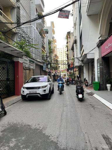 Bán nhà ngõ 35 Phố Cát Linh, đường nhựa ô tô tránh ngõ to như phố 75m2 MT 4,5m x 5 tầng giá 15 tỷ ảnh 0