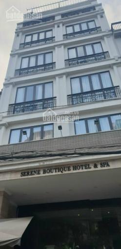 Bán nhà mặt phố Hoàng Quốc Việt, Cầu Giấy. DT 290m2, MT 9m, 10 tầng 1 hầm, 150 tỷ, LH 0816.261.424 ảnh 0