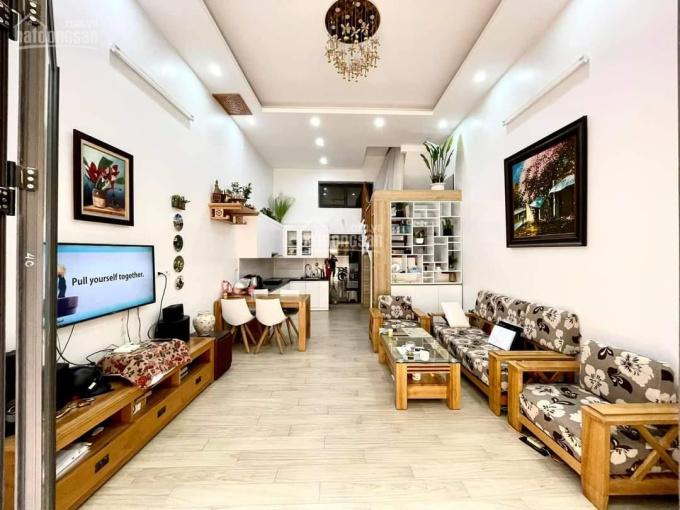 Bán căn siêu phẩm 8/3 - 40m2 x 4 tầng, MT 4.8m - kinh doanh - ôtô đỗ cửa - nhà đẹp - nội thất 5 sao ảnh 0