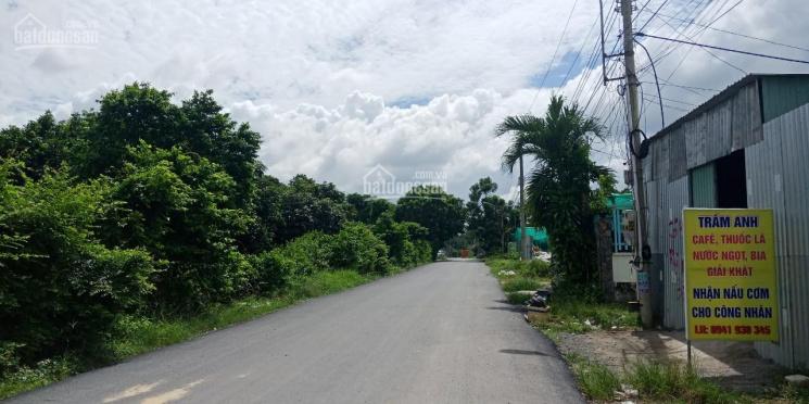 Cần bán lô đất đường nhựa 6m ngay cao tốc Mỹ Phước - Bàu Bàng DT 500m2, giá 850 triệu ảnh 0