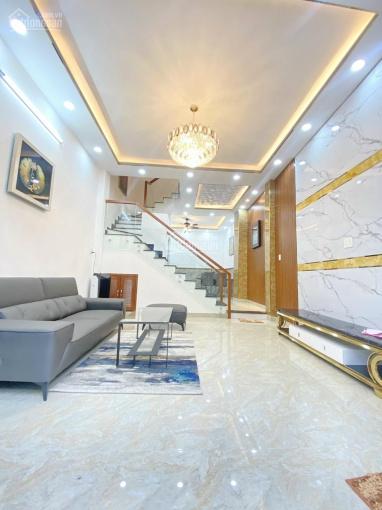 Tôi cần bán căn nhà mặt tiền hẻm Lâm Văn Bền, Q7, diện tích 4.3x12m, giá 6 tỷ 6 ảnh 0