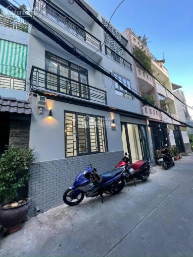 Chính chủ bán gấp nhà HXH 7 chỗ Hoàng Hoa Thám, P5, Phú Nhuận 120m2 3 tầng BTCT 4PN - giá 6,8tỷ TL ảnh 0