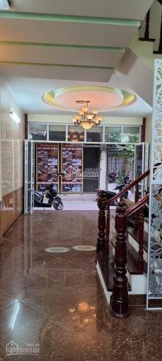 Hot! Bán nhà Lạc Trung, ô tô đỗ cửa, 55m2, MT 5.2m, 5 tầng, 5.3 tỷ ảnh 0