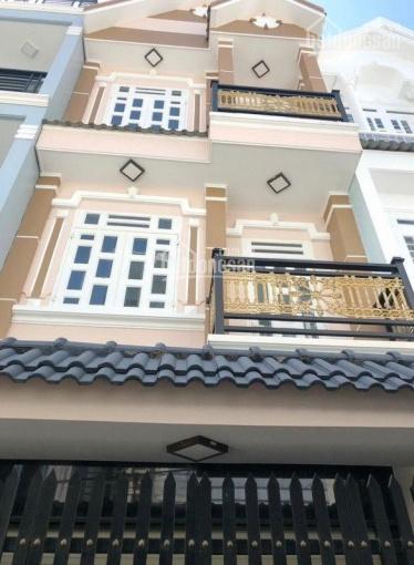 Nhà khu Aeon Bình Tân, 1 trệt 2 lầu, giá chỉ 2,7 tỷ sổ hồng riêng ảnh 0