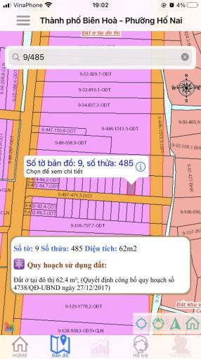 Chính chủ cần bán nhà tại Phường Hố Nai, Biên Hòa ảnh 0